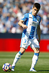 CD Leganes' Unai Bustinza during La Liga match. February 25,2017. (ALTERPHOTOS/Acero)