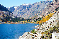 Lundy Lake in autumn is gorgeous