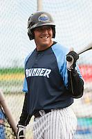 Trenton Thunder infielder Rob Segedin (26) during Media Day at ARM & HAMMER Park on April 1, 2014 in Trenton, New Jersey. (Tomasso DeRosa/Four Seam Images)