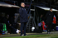 Dagenham assistant manager Terry Harris during Dagenham & Redbridge vs Maidenhead United, Vanarama National League Football at the Chigwell Construction Stadium on 7th December 2019