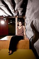 Sheryl Sandberg pictures: executive portrait photography of Sheryl Sandberg of Facebook, by San Francisco corporate photographer Eric Millette