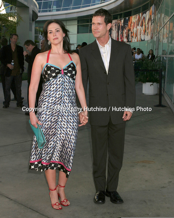 "Joanna Going & Dylan Walsh.""The Lake House"" Premiere.ArcLight Theaters.Los Angeles, CA.June 13, 2006.©2006 Kathy Hutchins / Hutchins Photo...."
