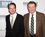 "Peter Benson & Larry Bryggman.pictured at the Opening Night After Party for the Roundabout Theatre Company's Broadway Production of  ""Harvey"" at Studio 54 New York City June 14, 2012"