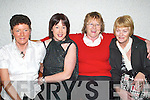 COUNTRY STYLE: Enjoying the country music at the Ballygarry House Hotel for the launch of Mike Condon's new CD are l-r: Margaret Collins, Maura McCarthy, Geraldine O'Shea, all Bantry, Cork and Bridie Collins, Knocknagoshel.   Copyright Kerry's Eye 2008