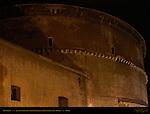 Pantheon Rotunda at night Campus Martius Rome