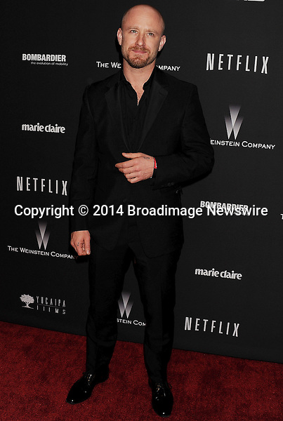 Pictured: Ben Foster<br /> Mandatory Credit &copy; Joseph Gotfriedy/Broadimage<br /> The Weinstein Company &amp; Netflix 2014 Golden Globes After Party - Arrivals<br /> <br /> 1/12/14, Beverly Hills, California, United States of America<br /> <br /> Broadimage Newswire<br /> Los Angeles 1+  (310) 301-1027<br /> New York      1+  (646) 827-9134<br /> sales@broadimage.com<br /> http://www.broadimage.com