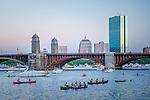 Boats on the Charles River, Boston, Massachusetts, USA