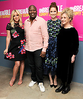 "15 June 2017 - Los Angeles, California - Jane Krakowski, Titus Burgess, Ellie Kemper, Carol Kane. FYC ""Unbreakable Kimmy Schmidt"" held at the UCB Sunset Theater in Los Angeles. Photo Credit: Birdie Thompson/AdMedia"