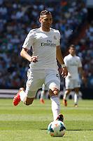Real Madrid's Benzema during La Liga Match. September 01, 2013. (ALTERPHOTOS/Caro Marin) <br /> Football Calcio 2013/2014<br /> La Liga Spagna<br /> Foto Alterphotos / Insidefoto <br /> ITALY ONLY