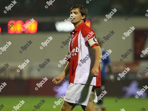 2009-10-28 / Voetbal / BVB / R Antwerp FC - Dender / Matthias Trenson..foto: mpics