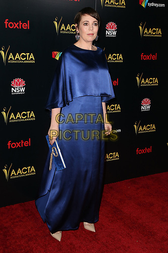 04 January 2019 - West Hollywood California - Olivia Colman. 8th AACTA International Awards held at Skybar at Mondrian Los Angeles.         <br /> CAP/ADM/FS<br /> ©FS/ADM/Capital Pictures