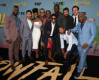 """7/16/18 - Los Angeles: Red Carpet Event for FX's """"Snowfall"""" Season 2 Premiere - Red Carpet"""