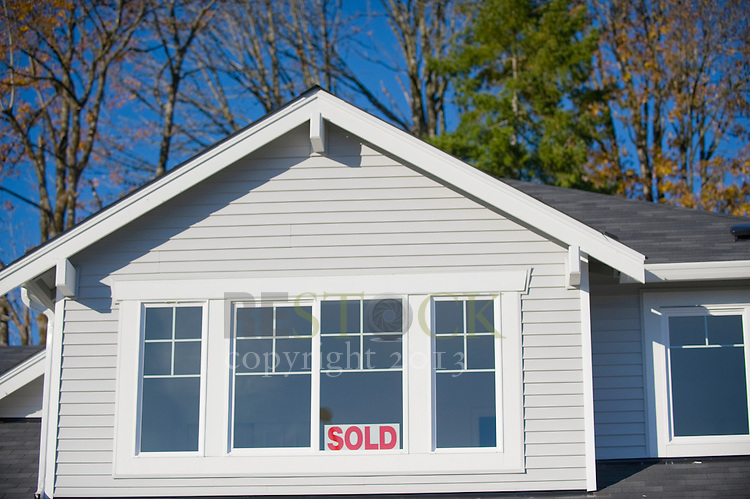 White Home SOLD