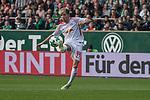 15.04.2018, Weser Stadion, Bremen, GER, 1.FBL, Werder Bremen vs RB Leibzig, im Bild<br /> <br /> Kevin Kampl (RB Leipzig #44)<br /> <br /> Foto &copy; nordphoto / Kokenge