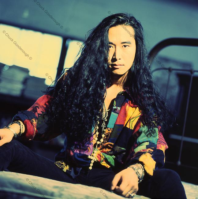 Musician Tomi Kita