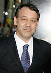 "HOLLYWOOD, CA. - May 12: Sam Raimi arrives at the premiere of Universal Pictures' ""Drag Me To Hell"" at Grauman's Chinese Theatre on May 12, 2009 in Hollywood, California."
