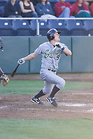 July 16, 2008: Blake Tekotte of the Eugene Emeralds at-bat during a Northwest League game against the Everett AquaSox at Everett Memorial Stadium in Everett, Washington.