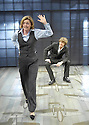 Landscape With Weapon  by Joe Penhall Directed by Roger Michell With Pippa Haywood as Ross , Julian Rhind-Tutt as Dan. Opens at the Cottesloe Theatre  on 5/4/07.   CREDIT Geraint Lewis