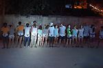 Gr&egrave;ve des intermittents<br /> <br /> Cadre : Festival Uzes danse 2014<br /> Ville : Uzes<br /> Date : 13/06/2014