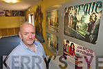 Kieran Gleeson in the Classic Movieplex Cinema, Listowel, Listowel..