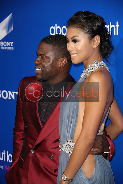 Kevin Hart, Eniko Parrish<br />