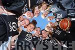 Gaelcholáiste Chiarraí Basketball team in an All Ireland final next Tuesday. Pictured front l-r Caoimhe Ni Chearbhaill, Marnie Ni HOrain, Abbie Ni Bhrosnachain, Emily Ni Uilegoid, Nicole Ni Chonchuir, Back l-r Grace Ni Chonchuir, Sadhbh de Phrionndaibheil, Aoife ni Dhuilleain, Abi Ni Chathasaigh, Sinead Ni Mhurchu, Dearbhla Ni Choirc