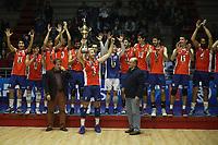 Voleibol 2018 Challenger Cup Chile vs Perú