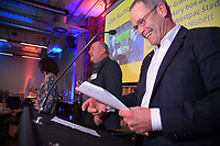 Mary Potter Hospice Good Sports fundraiser at Harbourside Function Centre in Wellington, New Zealand on Wednesday, 12 June 2019. Photo: Dave Lintott / lintottphoto.co.nz