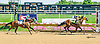 Nora's Music winning at Delaware Park on 6/24/15