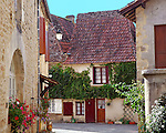 House in Tremolat, a village located on the Dordogne River in the region of Perigord, France