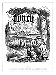 PUNCH Title Page. Volume XXXIV. Jan-Jun 1845