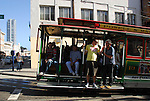 Cable Cars, San Francisco, CA 10/11