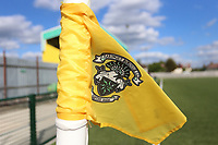A Haringey Corner Flag during Haringey Borough vs Bowers & Pitsea, Ryman League Division 1 North Football at Coles Park Stadium on 15th April 2017