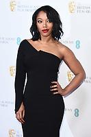 Naomie Akie<br /> BAFTA Film Awards 2020 nominees party, Kensington Palace, London.<br /> <br /> ©Ash Knotek  D3553 01/02/2020