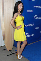 SANTA MONICA, CA, USA - MAY 16: Roxy Darr at the Nautica And LA Confidential's Oceana Beach House Party held at the Marion Davies Guest House on May 16, 2014 in Santa Monica, California, United States. (Photo by Xavier Collin/Celebrity Monitor)