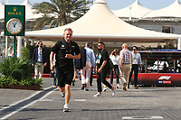 29th November 2019; Yas Marina Circuit, Abu Dhabi, United Arab Emirates; Formula 1 Abu Dhabi Grand Prix, practice day; Haas F1 Team, Kevin Magnussen - Editorial Use