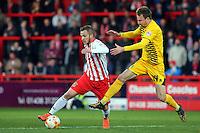 Stevenage vs Bristol Rovers 19-04-16