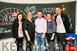 Il Forno Launch of New Light Menu. Pictured Sinead Ryan, Spin Southwest, Jennifer O'Riordan,  Il Forno  Mike Moriarty,  Il Forno, Ruth Moriarty,  Il Forno, Richard Doherty, Spin South West