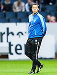 Solna 2015-10-04 Fotboll Allsvenskan AIK - Malm&ouml; FF :  <br /> Malm&ouml;s sportchef Daniel Andersson under uppv&auml;rmningen inf&ouml;r matchen mellan AIK och  Malm&ouml; FF <br /> (Foto: Kenta J&ouml;nsson) Nyckelord:  AIK Gnaget Friends Arena Allsvenskan Malm&ouml; MFF portr&auml;tt portrait