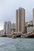 Hong Kong: High-rise housing. Photo '82.