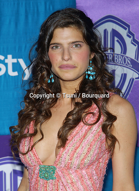 Lake Bell arriving at the Warner In Style Party affter the Golden Globes at the Beverly Hilton in Los Angeles. january 16, 2005.