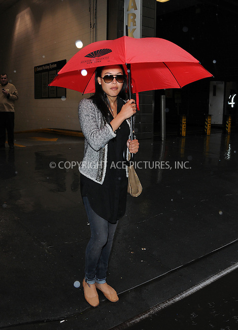 WWW.ACEPIXS.COM . . . . .  ....May 15 2012, New York City....Glee actress Naya Rivera takes a stroll in the rain on May 15 2012 in New York City....Please byline: CURTIS MEANS - ACE PICTURES.... *** ***..Ace Pictures, Inc:  ..Philip Vaughan (212) 243-8787 or (646) 769 0430..e-mail: info@acepixs.com..web: http://www.acepixs.com