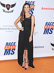 Cat Sadler at The 19th ANNUAL RACE TO ERASE MS GALA held at The Hyatt Regency Century Plaza Hotel in Century City, California on May 18,2012                                                                               © 2012 Hollywood Press Agency