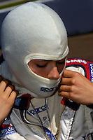 Honda Grand Prix of St. Petersburg, 3 April, 2005.Danica Patrick.Copyright©F.Peirce Williams 2005.  ref.Digital Image Only