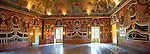 Ballroom of mirrors  of the Baroque Villa Palagonia - Baghera Sicily Pictures, photos, images & fotos