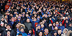 08.11.2019 League Cup Final, Rangers v Celtic: Rangers fans