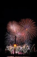 les feux d'artifices de Montreal