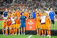Valencia CF 2 − 1 AC Milan (Presentación, Trofeo Naranja)