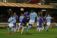 Chelsea Under-21 vs Manchester City Under-21 26-10-15
