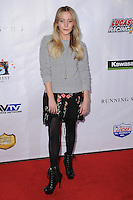 """06 February 2017 - Hollywood, California - Magen Mattox. """"Running Wild"""" Los Angeles Premiere held at the TCL Chinese 6 Theater. Photo Credit: Birdie Thompson/AdMedia"""